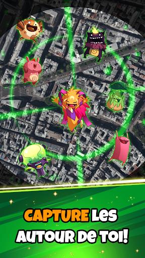 Mobbles - the mobile monsters  captures d'écran 2