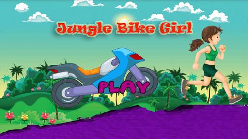 Jungle Bike Girl