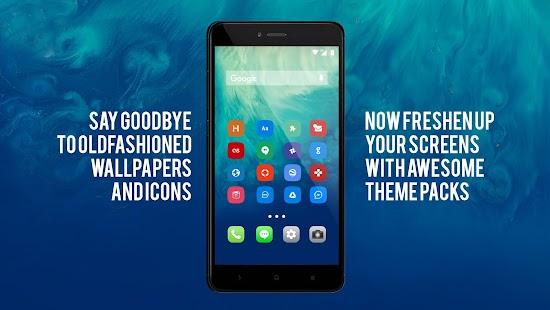 Theme for Xiaomi Redmi 7 - náhled