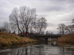 Photo: stary mostek