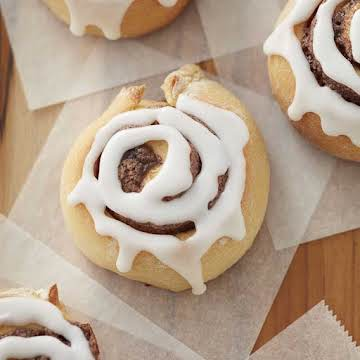 Easy Homemade Cinnamon Rolls Recipe | Wilton