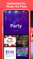 screenshot of DJ Songs, Free DJ Gana, Party Hits, MP3 DJ App