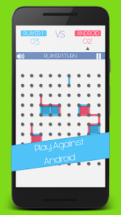 Dots and Boxes game 2