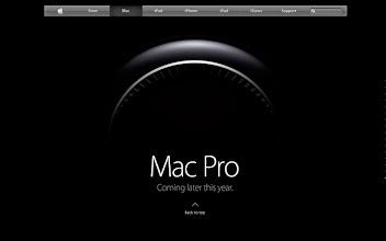 Photo: Site of the Day 23 June 2013 http://www.awwwards.com/web-design-awards/apple-mac-pro