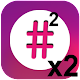 Double Hashtags Search - word filter for Instagram