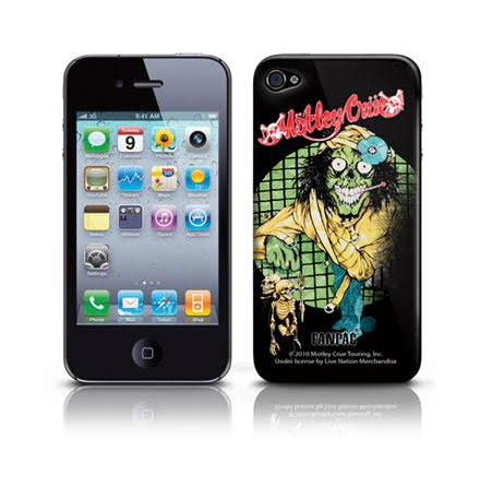 Mötley Crue - IPhone Cover 4g
