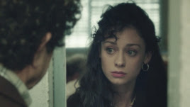 Elena Rivera da vida a Karina en la serie de TVE.