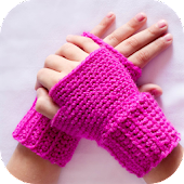 Crochet Gloves Idea