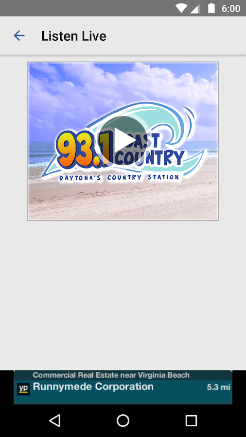 WKRO 93.1FM - Coast Country- screenshot
