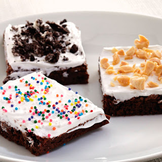 Bonanza Brownie Bars