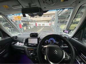 スペーシアカスタム MK42S XSターボのカスタム事例画像 紫翠@42Sスペさんの2020年04月12日18:04の投稿