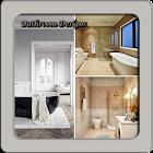 Moderne Badezimmer-Entwürfe icon