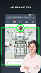 Real Estate Messenger screenshot 1