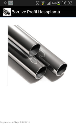 Tube Pipe Profile Calculate