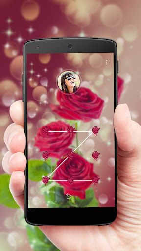 Red rose dream bubble theme 1.1.9 screenshots 2