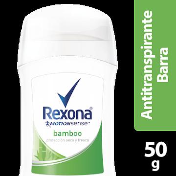 Desodorante REXONA Women   Bamboo 48H x50g