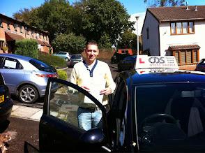Photo: cwmbran driving school  Chris