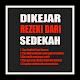 Dikejar Rezeki Dari Sedekah Download for PC Windows 10/8/7