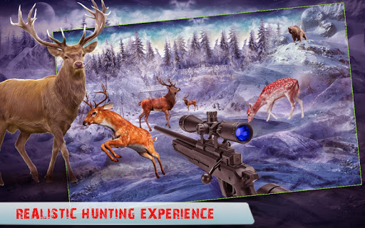 Wild Animal Hunter apkpoly screenshots 2
