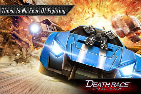 Fire Death Race:Crash Burn screenshots 1