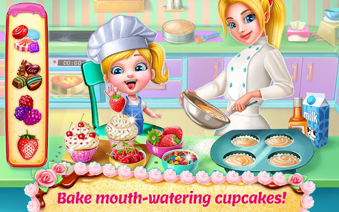 Game Real Cake Maker 3D - Bake, Design & Decorate APK for Windows Phone