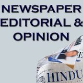 Newspaper Editorial and Opinion English Newspaper