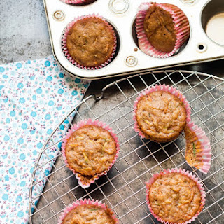 Almond Flour Carrot Muffins Recipes