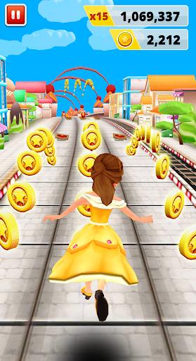 Princess Run Game apkpoly screenshots 1