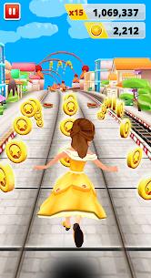Princess Run Game 1