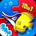 Magic Sorter:10 games for kids icon