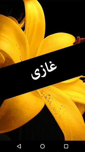 Ghazi by Abu Shuja Abu Waqar - Offline Urdu Novel 1.11 screenshots 1