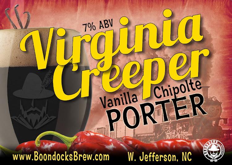 Logo of Boondocks Vanilla Chipotle Porter