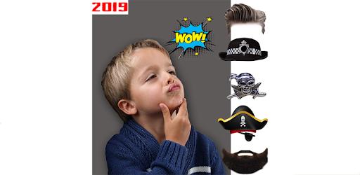 Приложения в Google Play – Salon Boy <b>Style</b> - Boy Pirate Barber ...