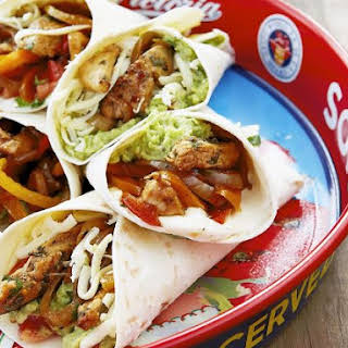 Mexican Tortilla Wraps Recipes.