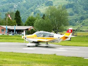 Photo: Robin DR400 Remarqueur (HB-EXU, 1977)