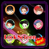 EXO - Lock screen