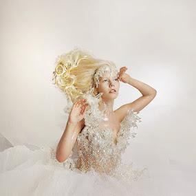 Ice Queen II by Jan Michael Vincent Castillo - People Fashion ( gothercole, michael, rocky, pokleng, castillo, vincent, jan )