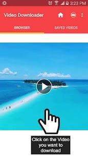 Video Downloader for Facebook App Download For Android 2