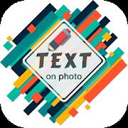 Text On Photo