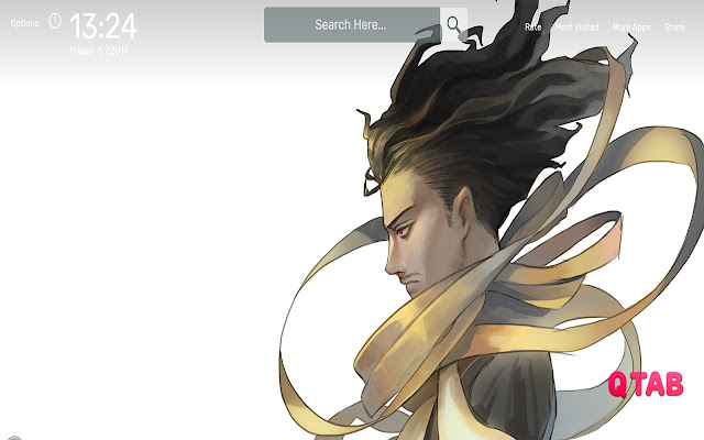 My Hero Academia Wallpapers HD Theme