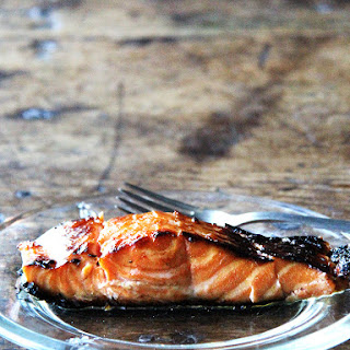 Salmon Marinade Soy Ginger Garlic Recipes