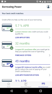 TotallyMoney: Check your credit score and report- screenshot thumbnail