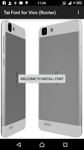 Tai Font for Vivo Y27