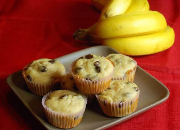 Banana Chip Muffins Recipe