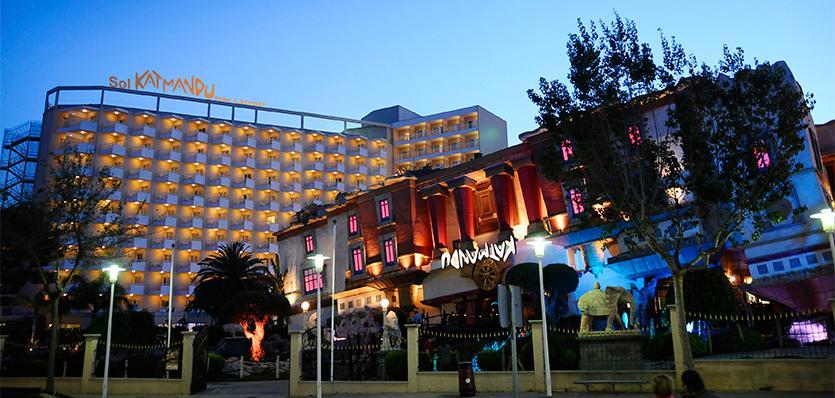 Foto Hotel Sol Katmandu Park & Resort 1