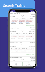 Indian Railway IRCTC Ticket Booking Live TrainApp Latest Version Download For Android 1