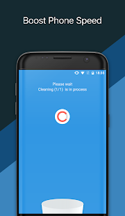 App Cache Cleaner - 1Tap Boost Clean Junk Files Screenshot