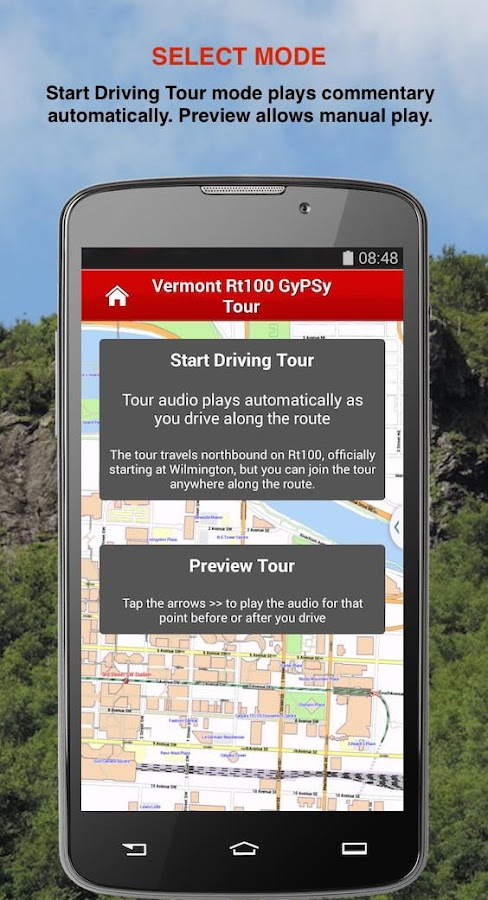 Vermont RT100 GyPSy Drive Tour- screenshot