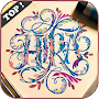 Top Calligraphy Name Ideas APK icon