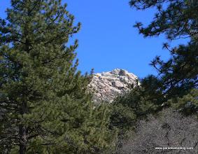 Photo: Cuyamaca Peak, Cuyamaca Mountains of Southern California